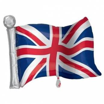 Folieballon Vlag UK